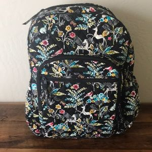 Vera Bradley limited addition backpack